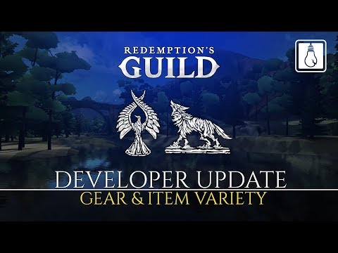 Video | Dev Update | Gear and Item Variety