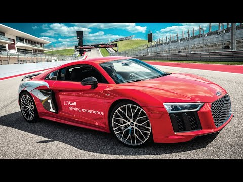 Audi Driving Experience Circuit Of The Americas