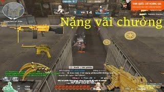 [ Bình Luận CF ] M249 MINIMI-Gold - Tiền Zombie v4