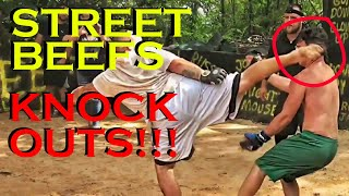 TOP 10 STREETBEEFS KNOCKOUTS ( NEW )