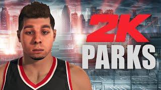 Park Adventures - NBA 2k15 Ep.1