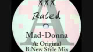 Promo - Mad-Donna (hardcore mix)
