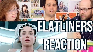 FLATLINERS - First Trailer - REACTION