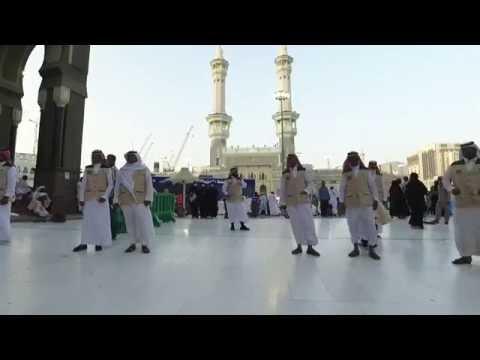 #تقارير_رمضانية 4 :   تقرير ادارة الساحات #المسجد_الحرام