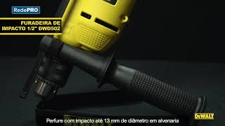 DEWALT FURADEIRA DWD502