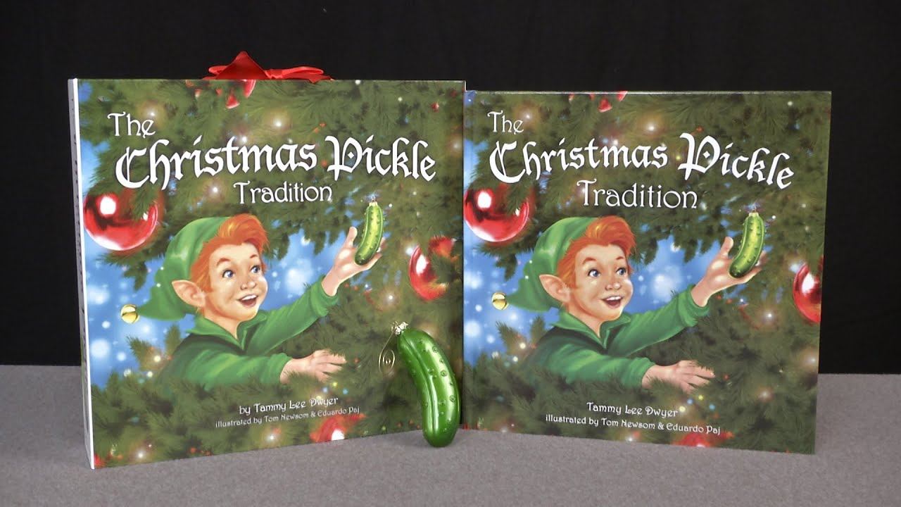 The Christmas Pickle Tradition From The Christmas Pickle Tradition Llc