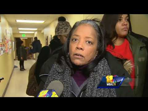 Video: Parents scold Baltimore City Public Schools over cold school conditions