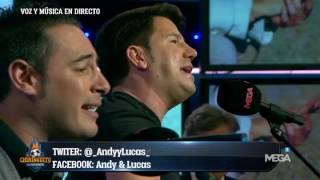 ¡Temazo! Andy y Lucas interpretan 'Quiero la playa' en directo