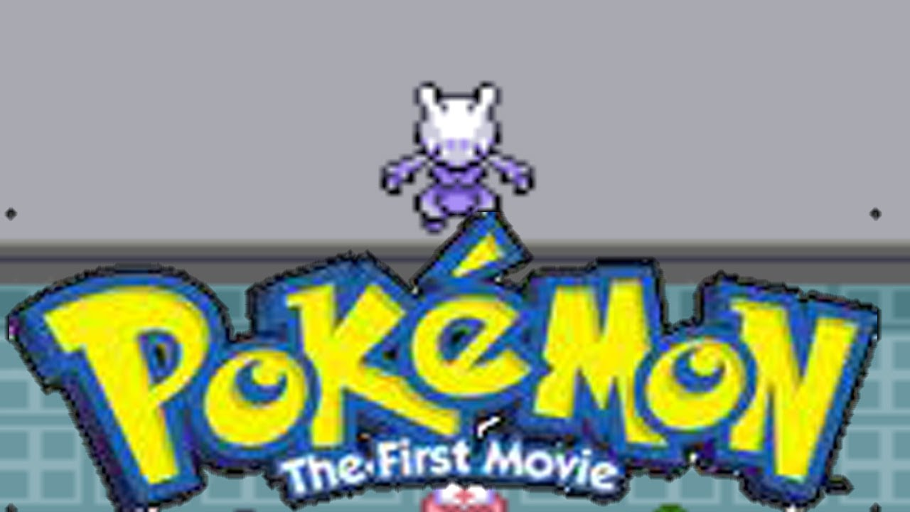 pokemon mewtwo strikes back gba rom download