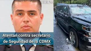 Corrido a Omar García Harfuch