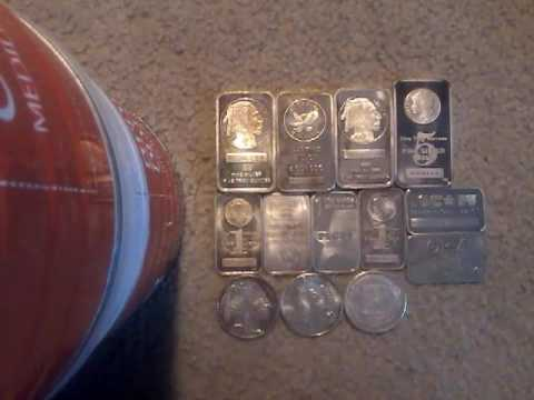 Why I've decided not to sell my silver bullion