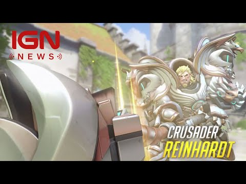 BlizzCon 2017: Blizzard World Skins Coming to Overwatch - IGN News