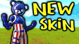 *NEW* FIREWORKS TEAM LEADER SKIN + TOMMY GUN GAMEPLAY! Fortnite Battle Royale Gameplay!