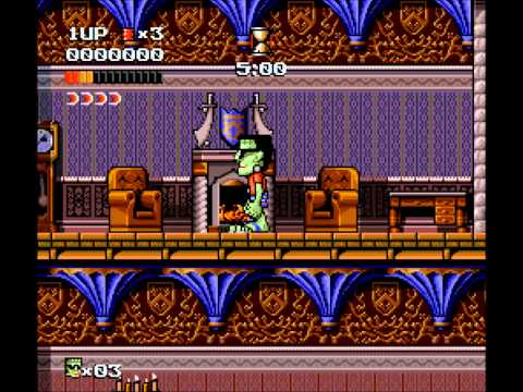 Greatest VGM 6278: Dr. Franken's Castle (Adventures of Dr. Franken)