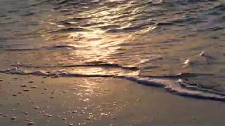 "Красивый видео футаж ""Океан море вода"""