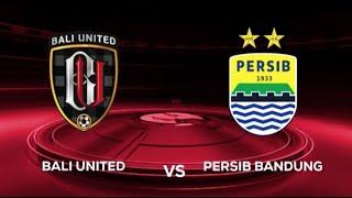 Bali United vs Persib Bandung, 18 September di SCTV (TSC 2016)