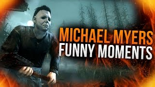 MICHAEL MYERS IN BLACK OPS 3 - FUNNY MOMENTS | TwoEpicBuddies