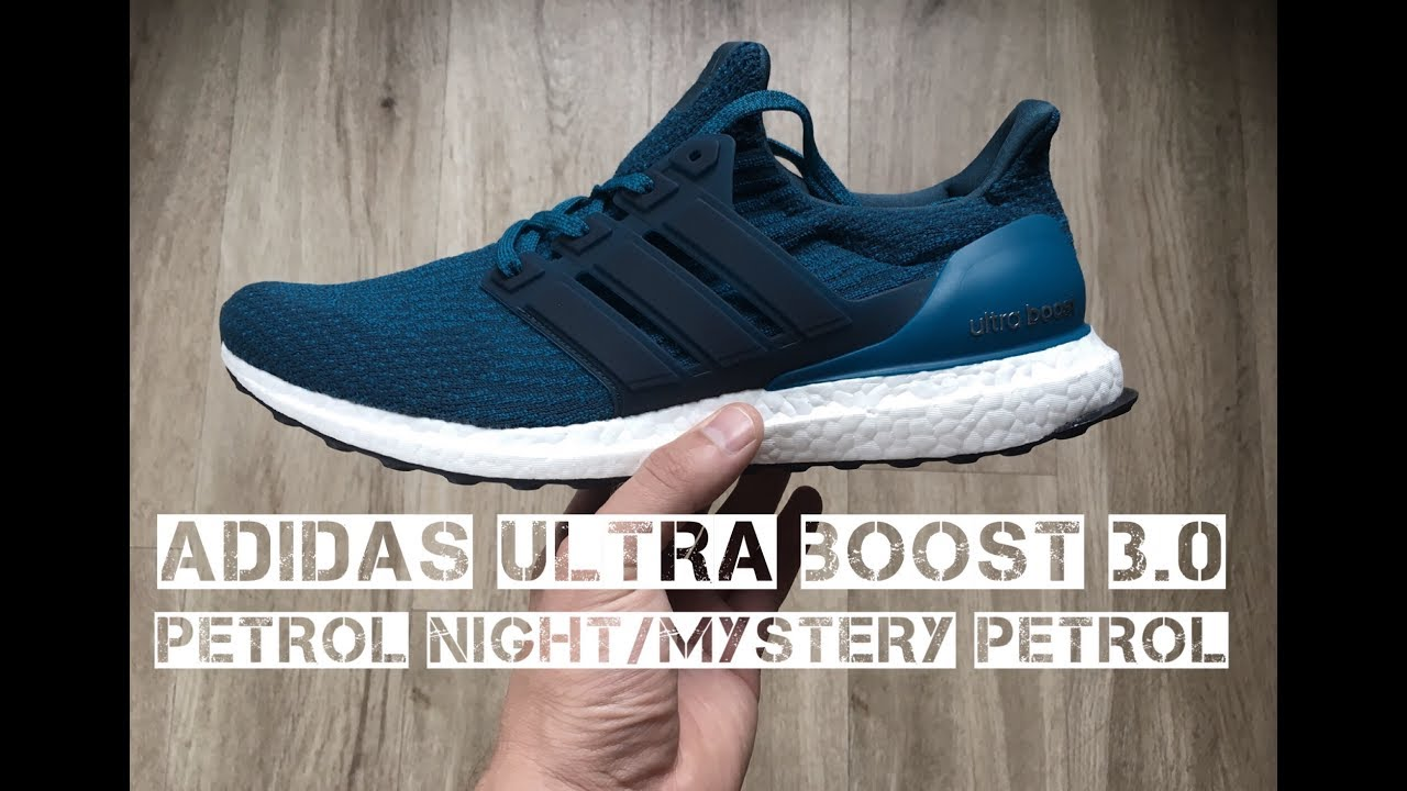 Adidas Ultra Boost 3.0  Petrol Night Mystery   93b170ff5