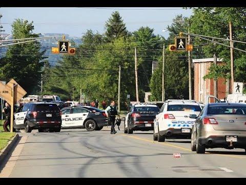 Fusillade à Fredericton: les policiers identifiés