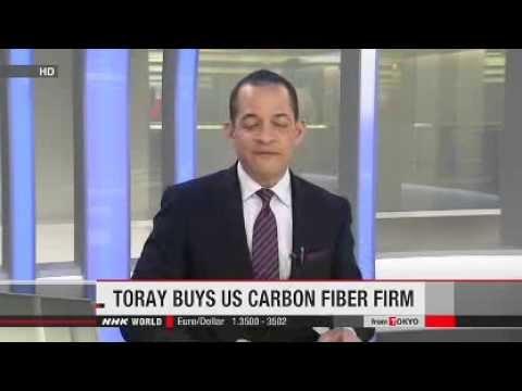 Toray to acquire US carbon fiber maker
