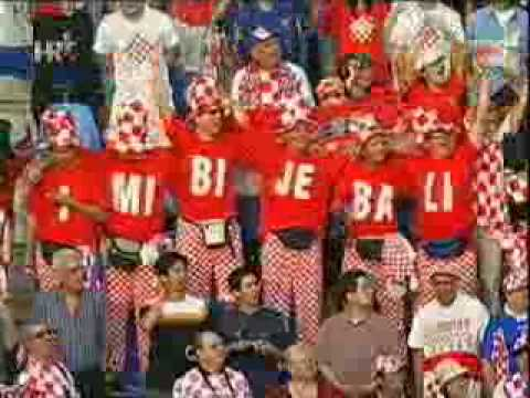 Funny Serbia Supporters