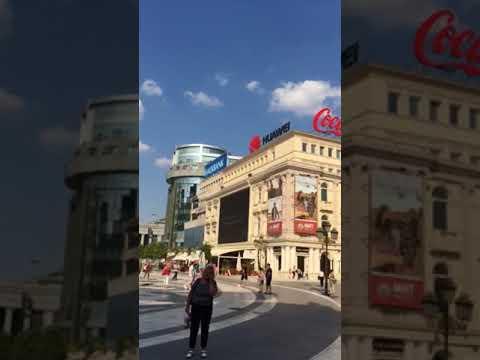 Skopje, Macedonia: Europe's New Capital of Kitsch