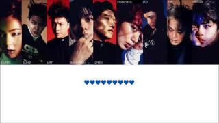 EXO They Never Know Lyrics (ROM/HAN)