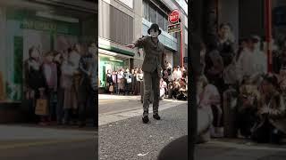 天神に凄いダンサーがいた!【Lyosuke Saitoh 】
