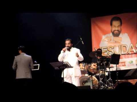 Yesudas in Melbourne part 2 Chand jaise...