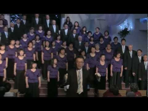 Let There be Peace on Earth CBCOC LIVE HD Christmas Choir 2012
