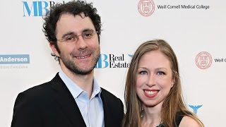 Chelsea Clinton Welcomes Baby No.2 With Husband Marc Mezvinsky  -- Find Out His Name!