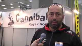 Boat & Fishing Show 2015: Cannibals Kayak House