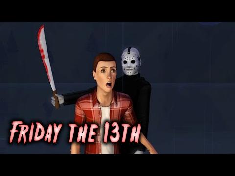 Friday the 13th  Sims 3 Horror Movie 2014  Joe Winko