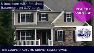 New Construction Home for Sale in Mooresville | The Cooper at Autumn Grove | Essex Homes