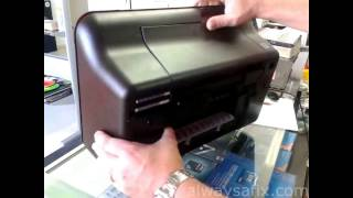 HP Printer Paper Jam Troubleshooting And Repair