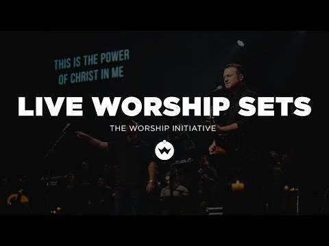 Psalms Live Worship Set