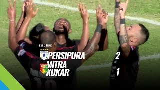Download Video [Pekan 5] Cuplikan Pertandingan Persipura Jayapura vs Mitra Kukar, 21 April 2018 MP3 3GP MP4