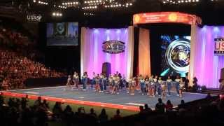 Stingrays Steel Day 1 Worlds 2014