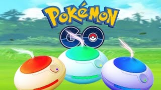 Pokemon GO: Fire, Water, and Grass INCENSE? More Trading and Legendary Hints...