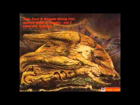 John Zorn &  Masada String Trio: Symnay