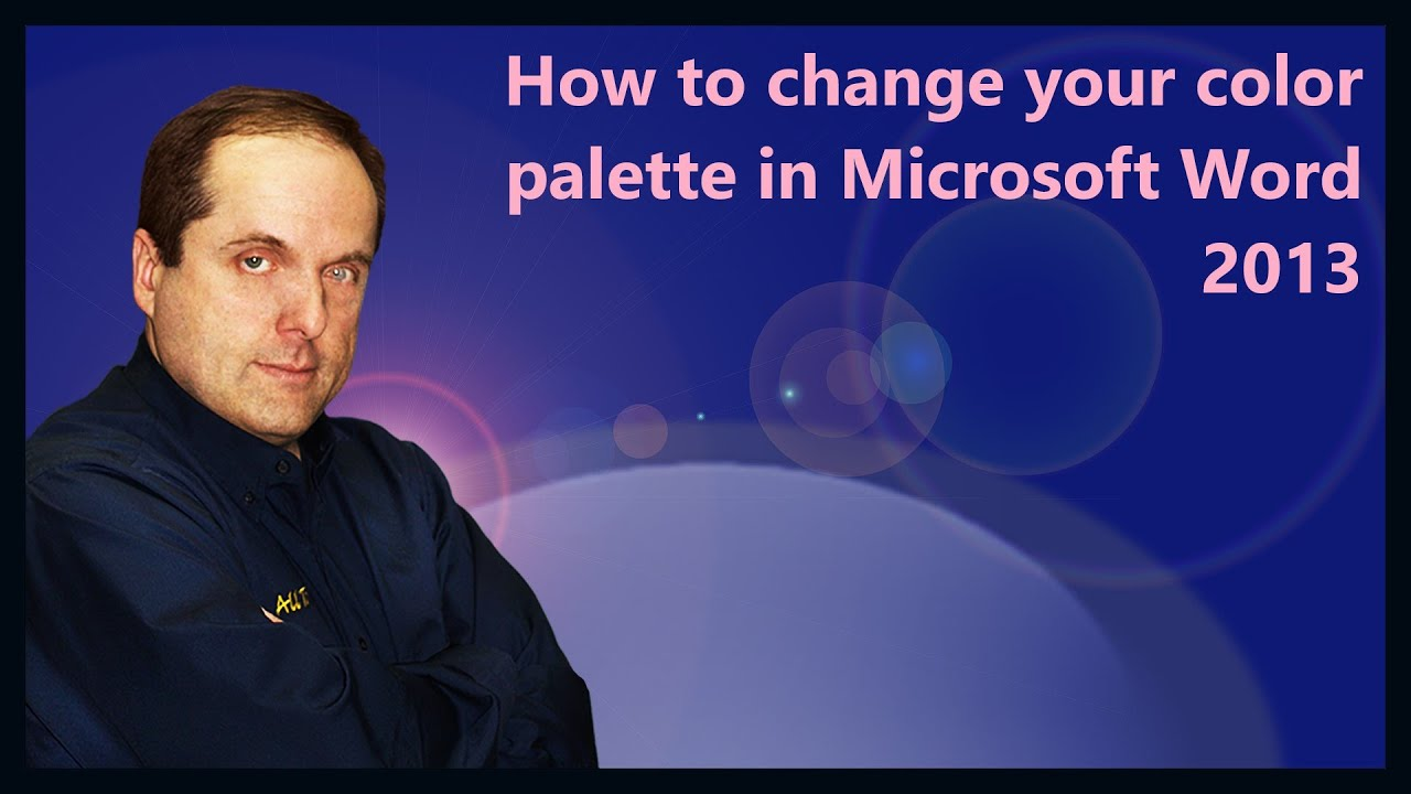 How to change your color palette in Microsoft Word 2013How to change your color palette in Microsoft Word 2013   YouTube. New Colors For 2013. Home Design Ideas