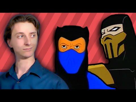 Mortal Kombat Kartoons - ProJared