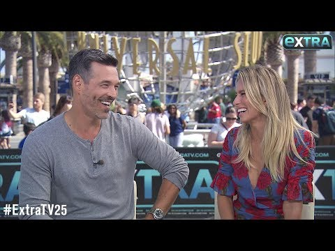 'Unhinged!' Eddie Cibrian Teases Finale of 'Take Two'