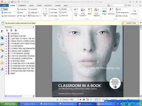 Adobe photoshop cs6 classroom in a book pdf