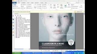 Adobe Photoshop CS6 Classroom In A Book with lessons files