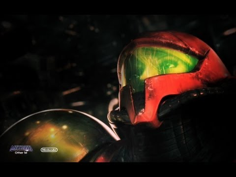 Metroid Other M All Movie Cutscenes