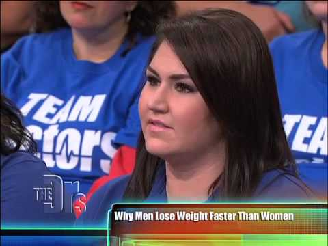 Why Men Lose Weight Faster than Women Medical Course