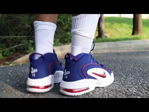 size 40 3e575 90126 Nike Air Max Penny USA (Dope or Nope) + On Foot