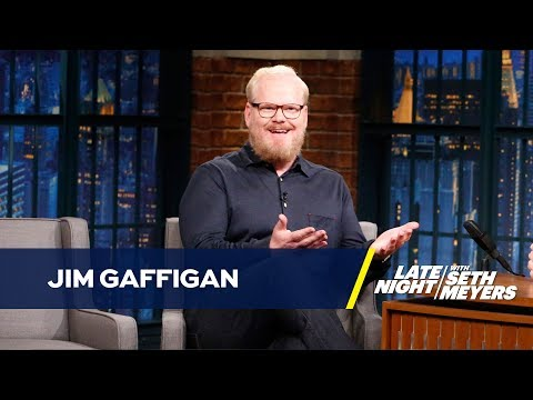 Jim Gaffigan Turned His Wife's Brain Tumor Scare Into Comedy