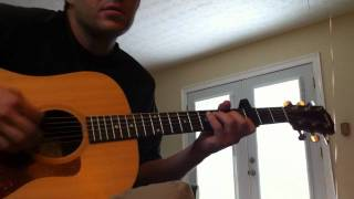 Ray Lamontagne Empty acoustic cover